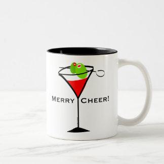 Navidad Martini Tazas De Café