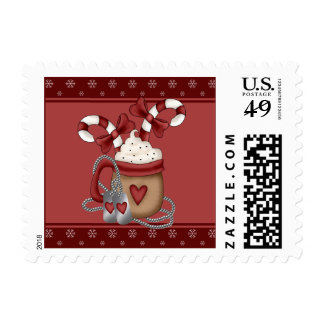 Navidad militar sellos