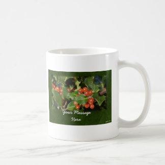 Navidad modificado para requisitos particulares ac tazas de café