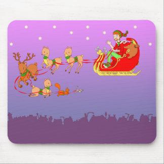 Navidad Mouse Pad