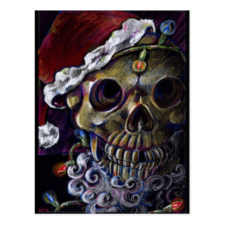 Navidad muerto postales