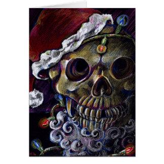 Navidad muerto felicitaciones