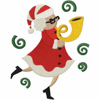Navidad musical - señora Claus