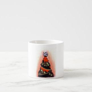 NAVIDAD NEGRA: Feliz Navidad Taza Espresso