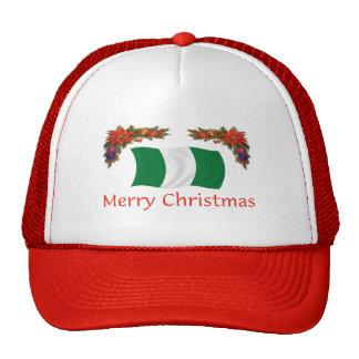 Navidad nigeriano gorro