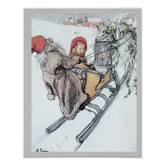 Navidad Nisse y Kirsti Impresiones