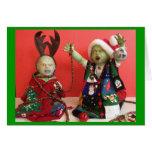 Navidad: No está apenas para la vida más - Tarjetas