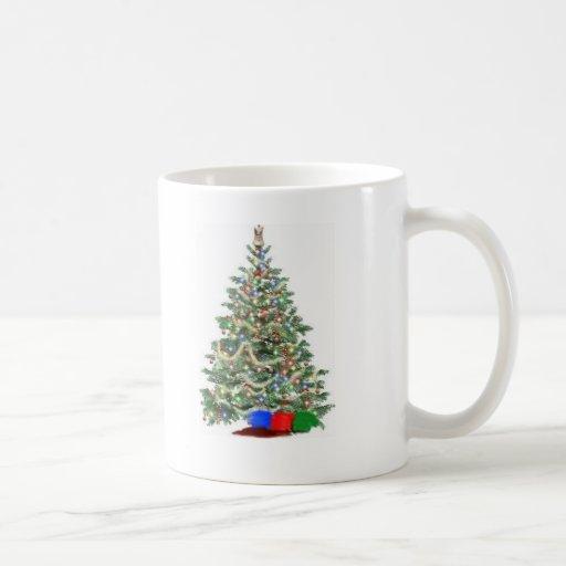 navidad-nuevo-año-santa-Claus, 1229014218_yolk… Tazas De Café