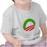 Navidad O de Obama Camiseta