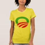 Navidad O de Obama Camisetas