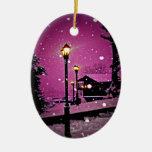 navidad ornamente de reyes