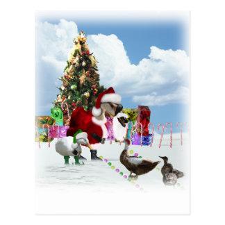 Navidad palmído tarjetas postales
