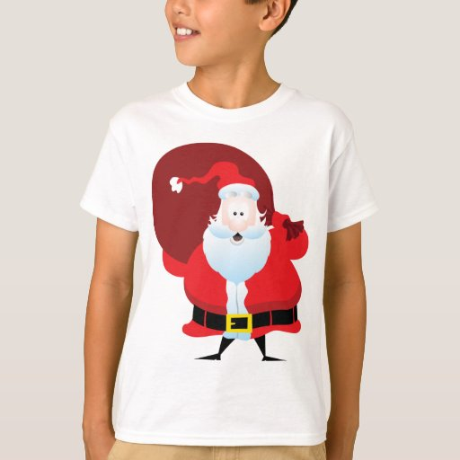 Navidad, Papá Noel Playera