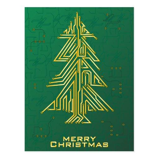 Navidad para los frikis postales