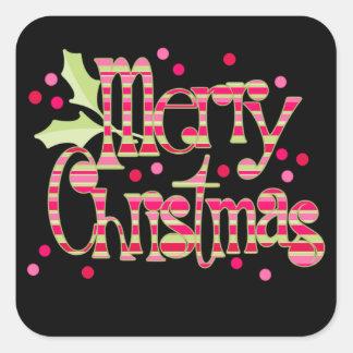 Navidad Pegatinas