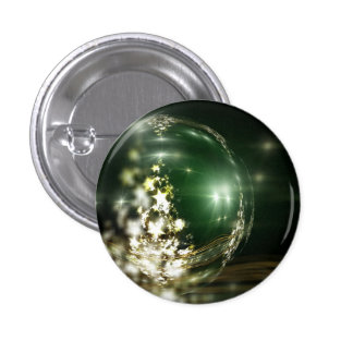 Navidad Pin Redondo 2,5 Cm