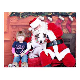 Navidad - Pitbull X - Lita Postales