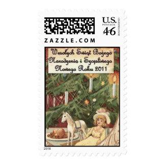 Navidad polaco de Wesolych Swiat Bozego Narodzenia