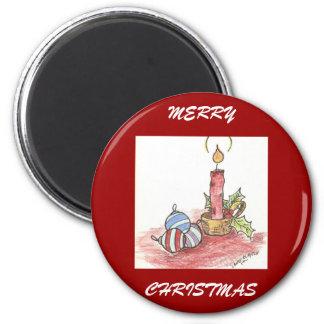 Navidad - productos múltiples imán redondo 5 cm