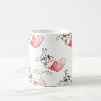 navidad que almacena deseo de |custom taza