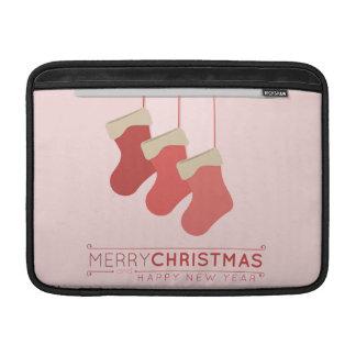 Navidad que almacena el ejemplo fundas para macbook air