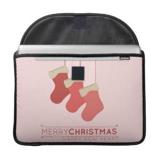 Navidad que almacena el ejemplo funda macbook pro