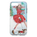 Navidad que hace compras - caso más de Iphone 7 Funda iPhone 7 Plus