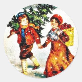 Navidad que saluda con el navidad que lleva t de