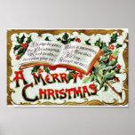 Navidad que saluda con palabras de la biblia impresiones