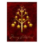 Navidad que saluda las postales