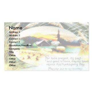 navidad que saluda sobre anterior y formas en un v plantillas de tarjetas de visita