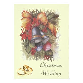 Navidad que se casa - invitación del boda