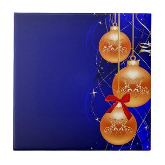 Navidad real azulejo ceramica