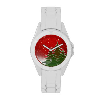 Navidad Relojes De Mano