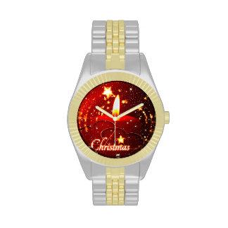 Navidad Relojes De Pulsera