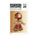 Navidad roja del navidad de los sellos