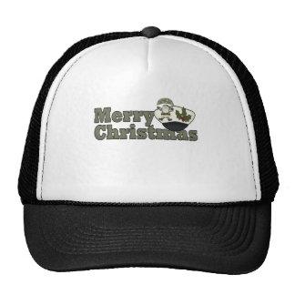 Navidad, ropa marina gorras de camionero