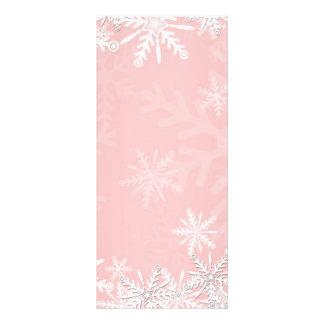 Navidad rosado lonas publicitarias