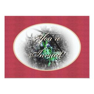 Navidad rústico del solsticio de invierno de Yule Comunicados Personales