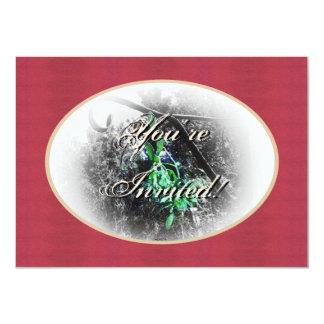 Navidad rústico del solsticio de invierno de Yule Anuncios
