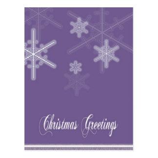 Navidad-Saludos Postal