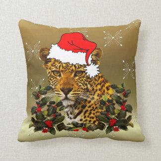 Navidad salvaje cojines