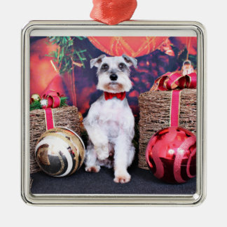 Navidad - Schnauzer - Heinz Ornamentos De Navidad