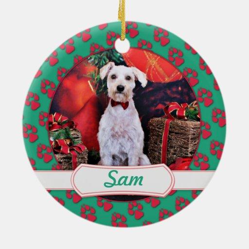 Navidad - Schnoodle - Sam Adornos