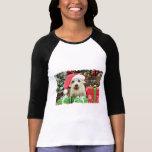 Navidad - Schnoodle - Zoey Camiseta