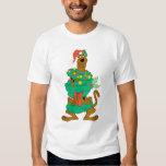 Navidad Scooby Camisas