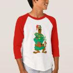 Navidad Scooby Poleras