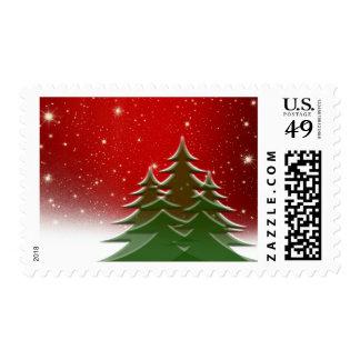 Navidad Sellos Postales