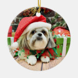 Navidad - Shih Tzu - trasto