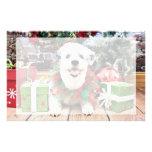 Navidad - ShihPoo - Lucy Papelería